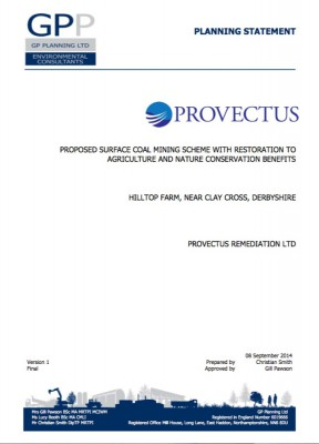 Planning Statement Cover